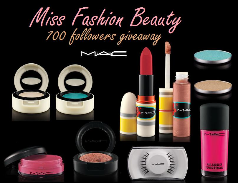 Fashion beautyz giveaway!