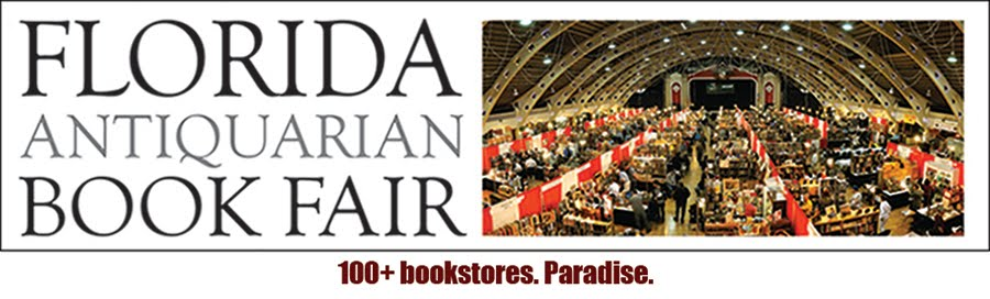 florida antiquarian book fair as seen on biblio.com