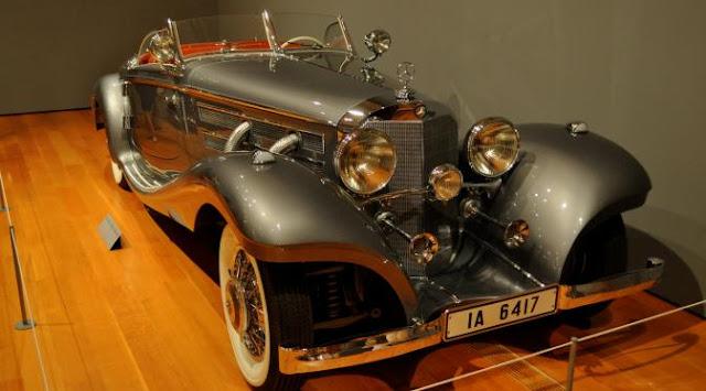 Inilah Daftar 10 Mobil Antik Paling Mahal di Dunia