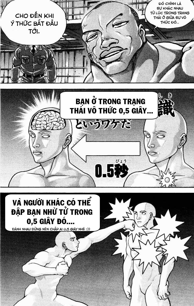 Baki - Son of Ogre chap 70 - Trang 15
