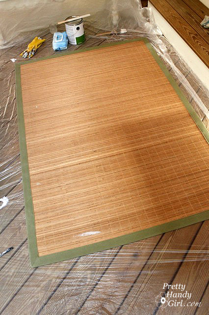 Bamboo Outdoor Rug4