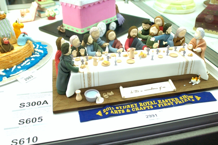 Cake Design Competition Show : The Cupcake Gallery Blog: Sydney Royal Easter Show 2011 ...