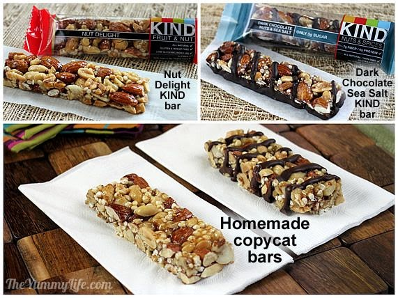 How to Make KIND Bars