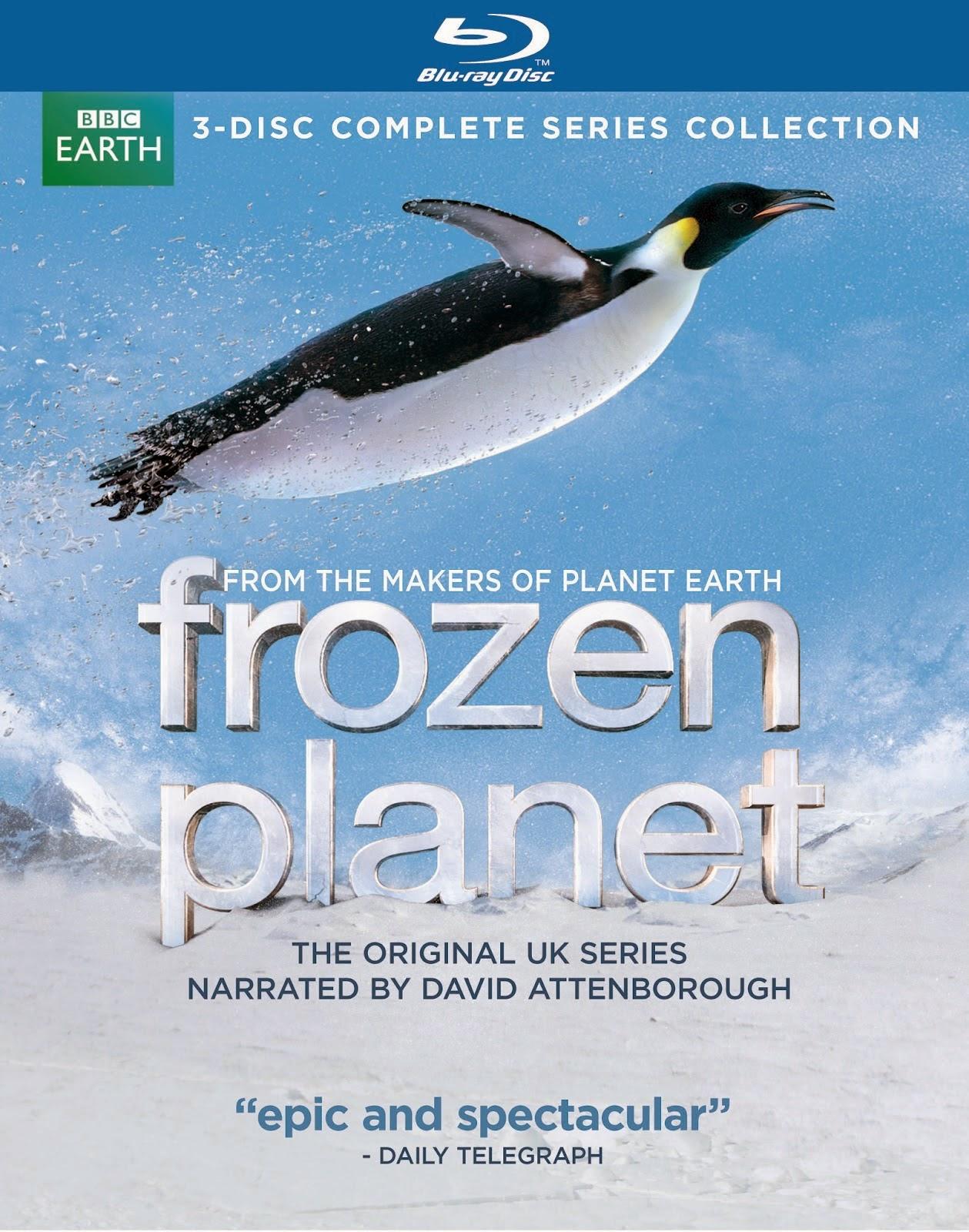 Planeta Congelado