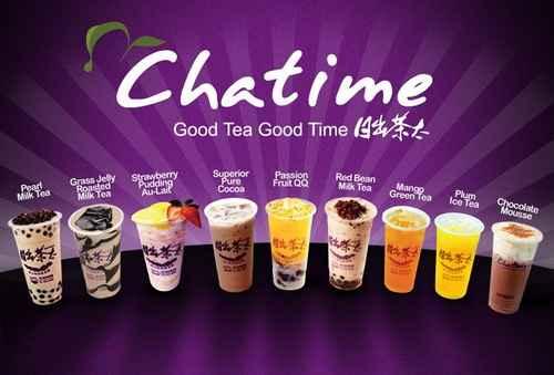 Trải nghiệm hương vị trà sữa tại Chatime, tra sua dai loan, tra sua chatime, khuyen mai tra sua, quan tra sua ngon, sai gon am thuc, diem an uong ngon, diem an uong 365, khai truong tra sua, chatime chi nhanh 3