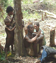 MANI TRIBE IN THAILAND