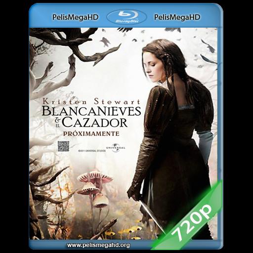 BLANCANIEVES Y EL CAZADOR (2012) 720P HD MKV ESPAÑOL LATINO