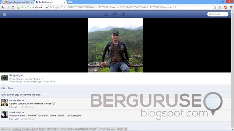 Ahli dan Pakar SEO Indonesia Kang Argun