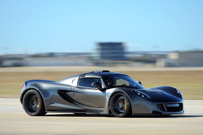 Office: Hennessey Venom GT officially sets 0-300 km/h world record