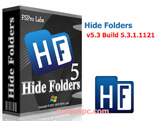 Hide Folders 5.3 Build 5.3.1.1121 Final + Crack 100% Full Working