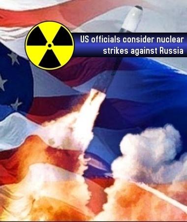 Nuclear, War, Russia