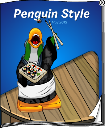 May 2013 Penguin Style Catalog