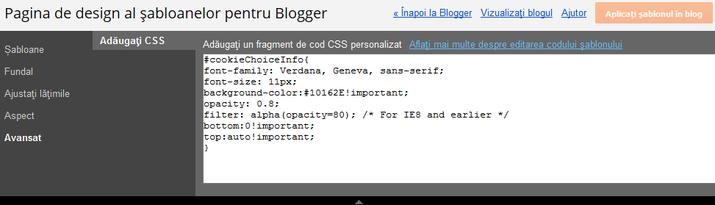 CSS Code Script Cookie