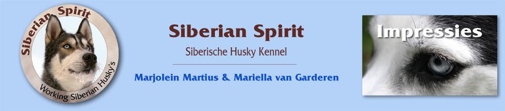 siberian spirit — impressies