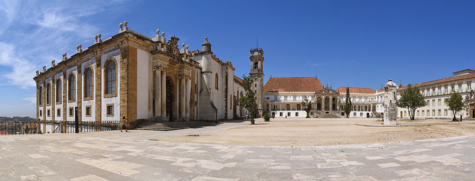 8 choses étranges de Coimbra