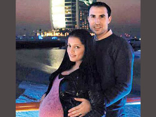 Celina Jaitley delivers twin boys in Dubai