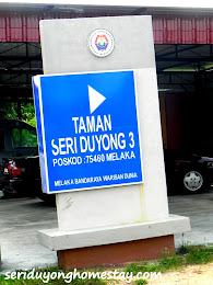 Klik disini utk Info & Tempahan Seri Duyong Homestay, Melaka!