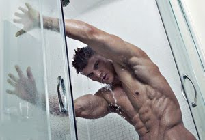 Playing In the Shower