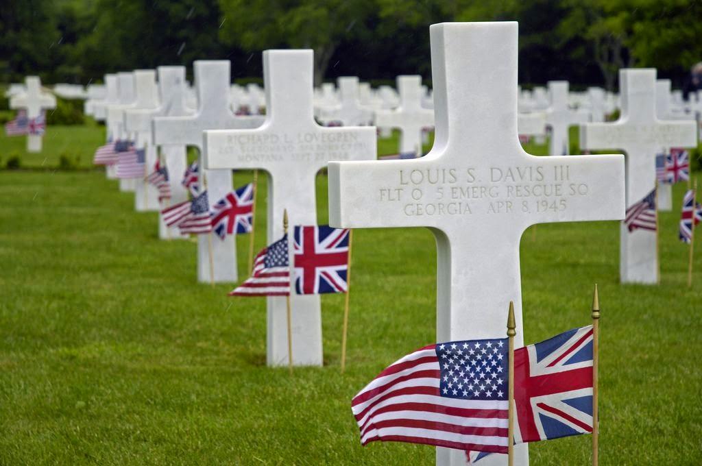 Memorial Day 2017 Cemetery Photo