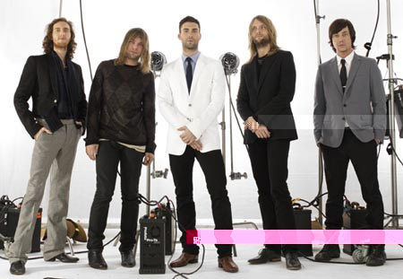 lyric and cord music: Maroon 5 - She Will Be Loved