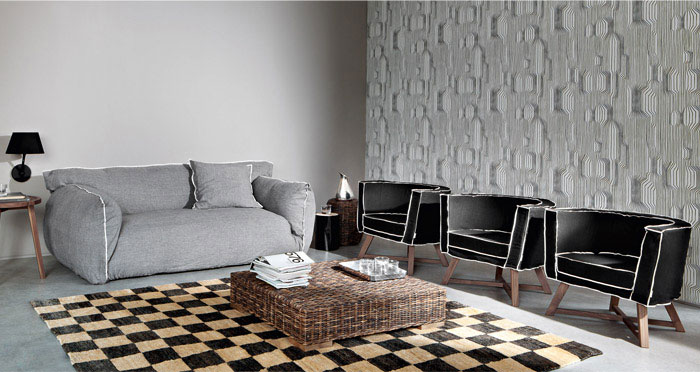 Anaca studio paola navone nuvola collection for Paola navone ghost