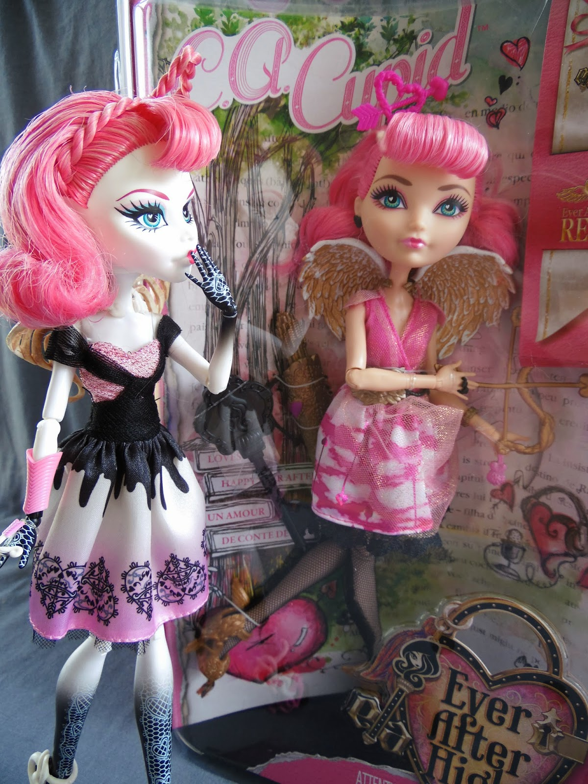 Ca Cupid Monster High And Ever After High Wwwpixshark