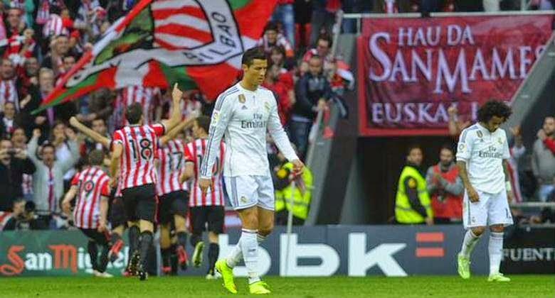 Kalah 1-0 dari Bilbao, Tidak Membuat Madrid Optimisme