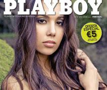 Patrícia Lage Playboy Portugal Julho/Agosto 2013