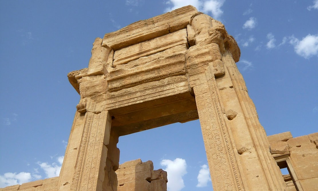 UK: Replicas of Palmyra arch to go on show in London, NY