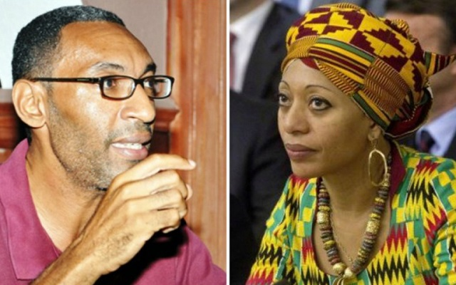 Humble yourself and work with CPP – Sekou tells Samia Nkrumah