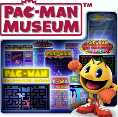 Pac Man Museum PC Full Español