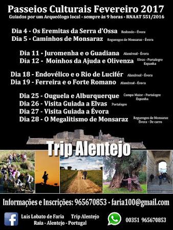 Trip Alentejo.