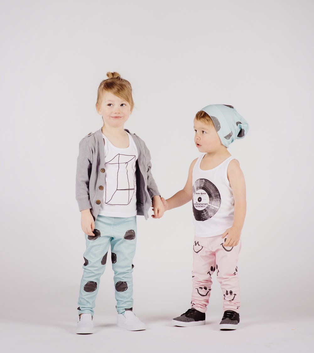 LOT801 SS15 kidswear collection - organic kids clothes