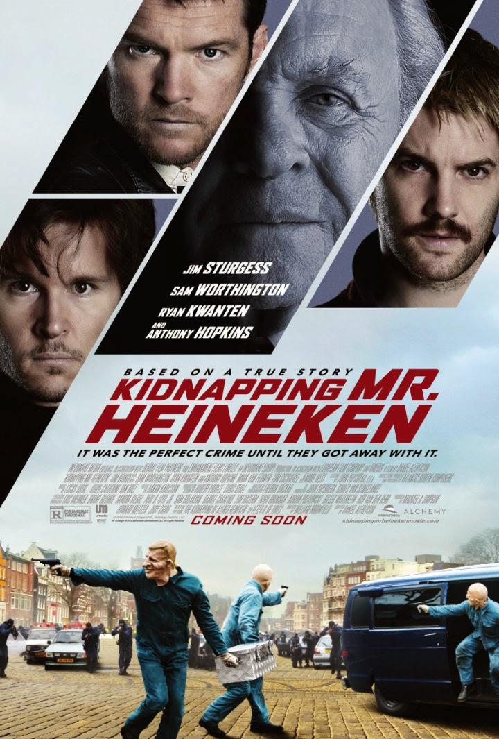 Descarga El Secuestro del Sr. Heineken 1080p FullHD (2015) 1 link Audio Latino