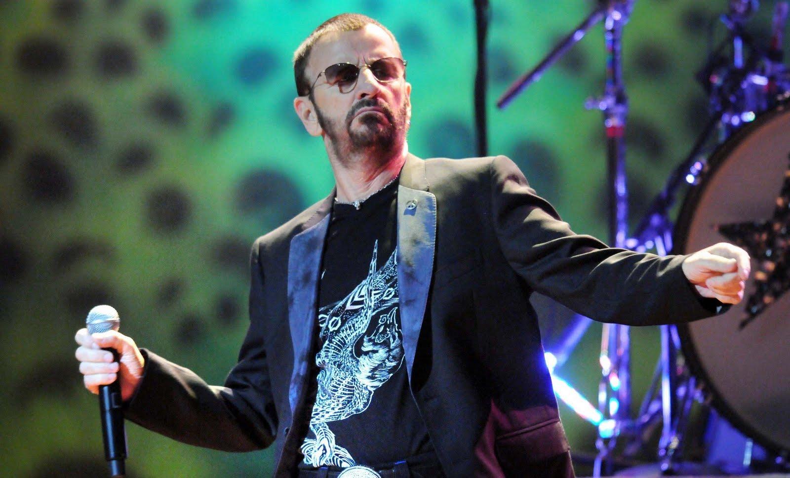Ringo Starr nowRingo Starr Now