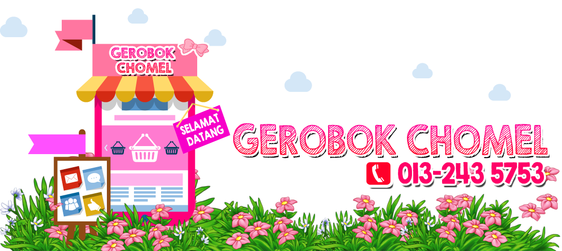 GEROBOK CHOMEL