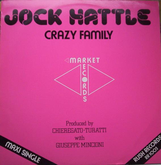 Jock Hattle - Crazy Family (Maxi)
