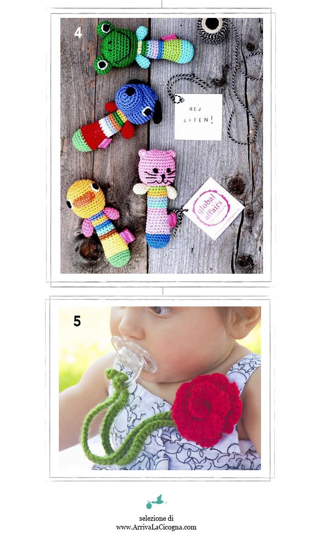 idee a crochet per bambini