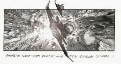 Robbie Consing Armageddon storyboard Sample