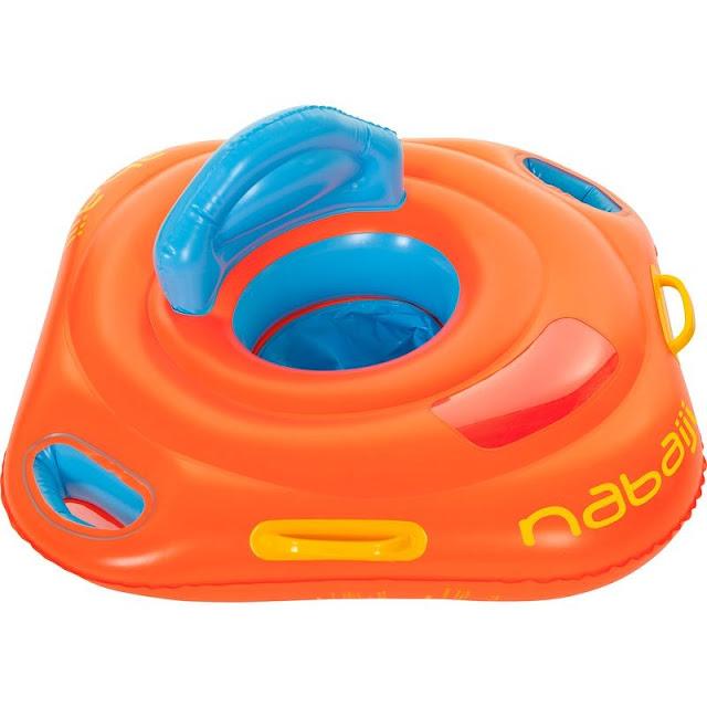 flotador para bebe decathlon