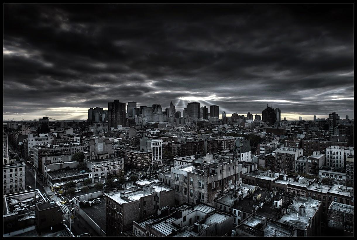H επανάσταση ξεκίνησε. Dark_City_by_p0m