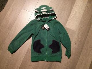 cheap dinasour hoodie @ walmart
