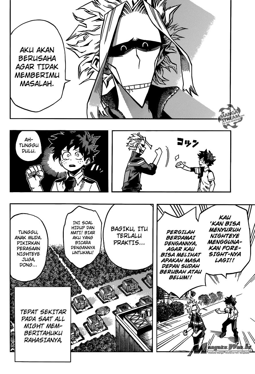 Boku no Hero Academia Chapter 131-12