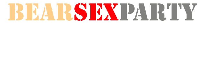 Bear Sex Party BCN