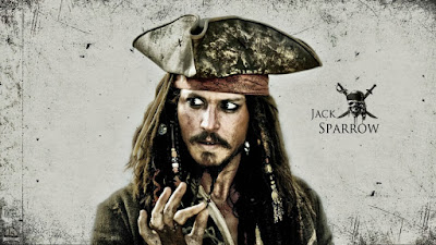 Johnny Depp Pirate Wallpapers