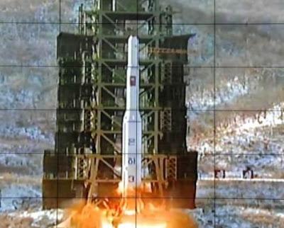 Korea Utara Berhasil Luncurkan Unha-3