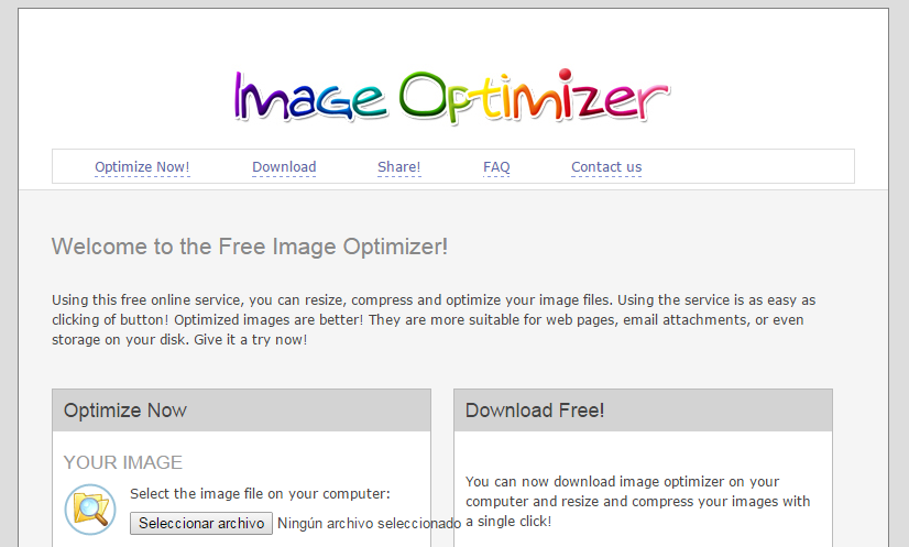 seo image optimizer tutorial