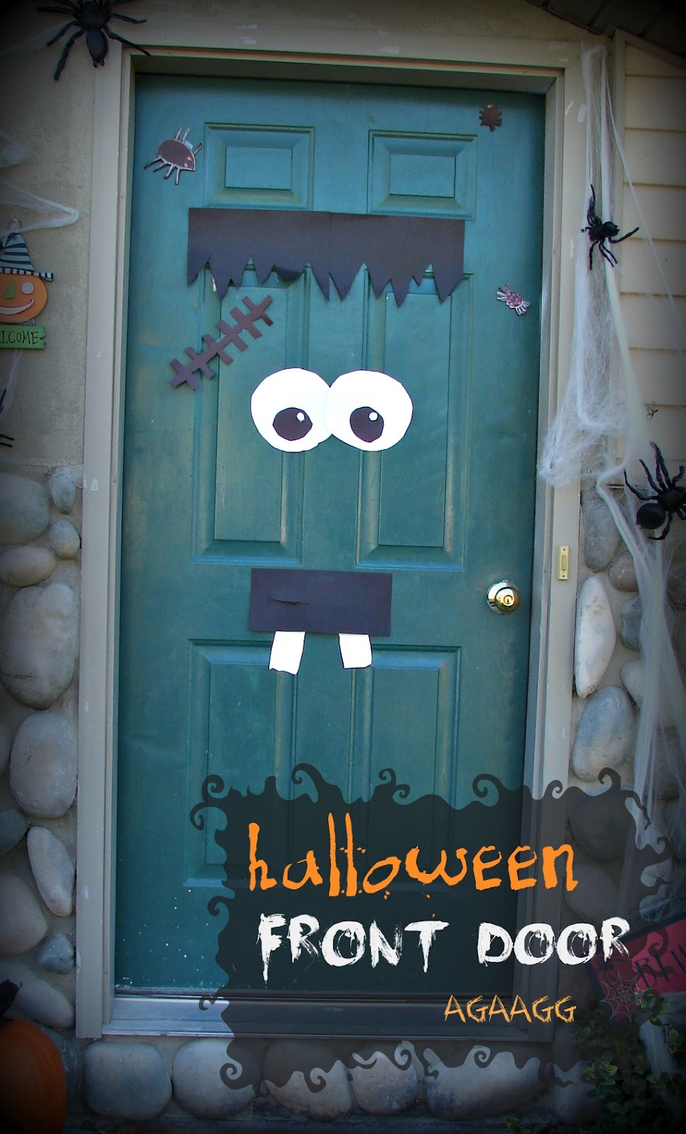 A Girl And A Glue Gun Front Door Fun With Kids Aka Kid
