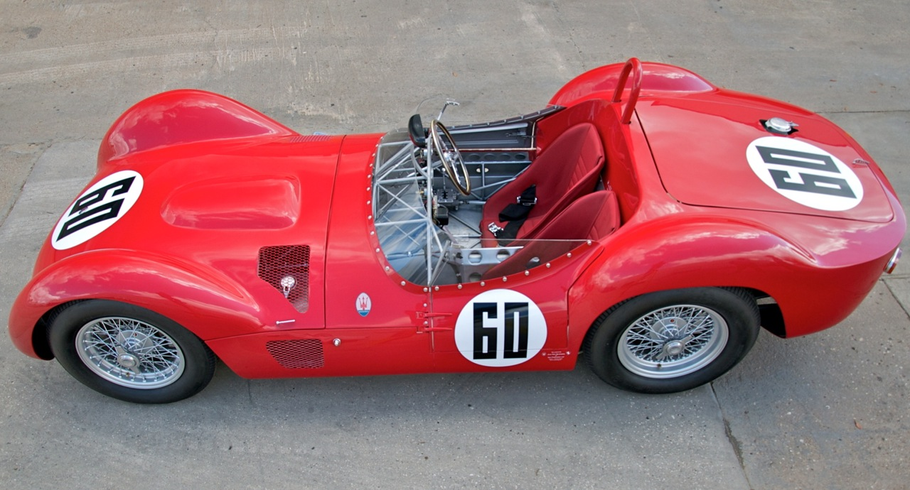 1960 Birdcage sports racer