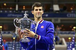 Novak Djokovic Wins US Open Tennis Championships